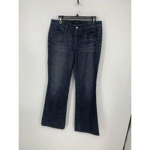 Joe's 29 provocateur boot cut distressed jeans